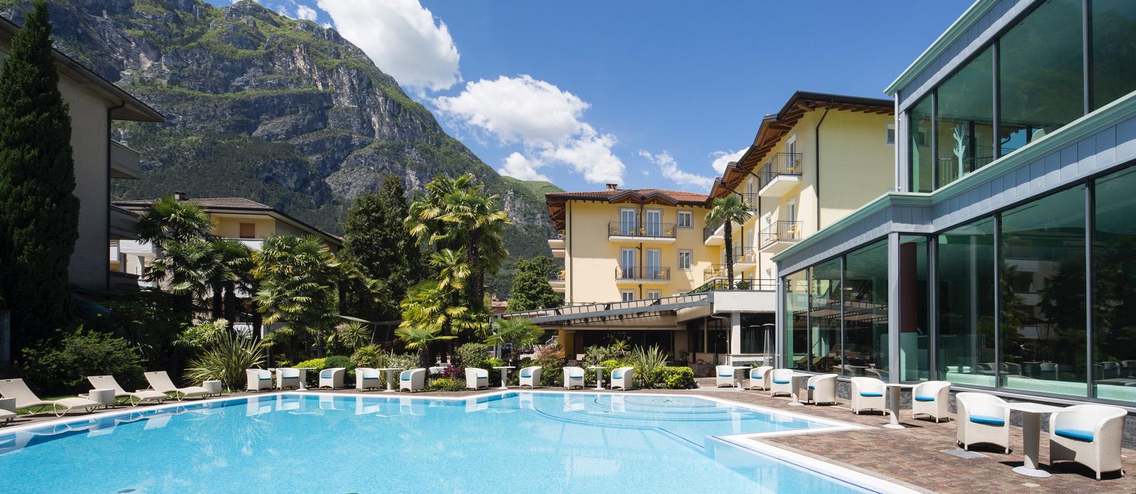 Alberghi Hotel 4 Stelle Con Centro Benessere Spa E Wellness